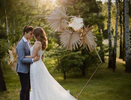 Nasze łuki ślubne na portalach społecznościowych
